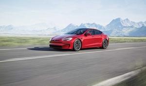 Tesla augmente fortement le prix de la Model S Plaid