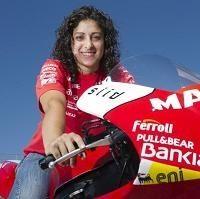 Moto 2 - 2012: Elena Rosell devient première femme engagée à la saison de la catégorie