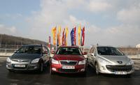 Comparatif Peugeot 308 SW, Hyundai i30 CW, Skoda Octavia Combi : breaks moyens mais maxi place