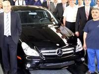 La Mercedes CLS met un terme à sa production