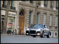 La photo du jour : Porsche Cayenne Techart Magnum
