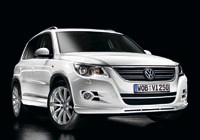 Volkswagen Tiguan R-Line : toujours plus haut de gamme