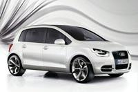 Future Audi A2: quelques légères indiscrétions
