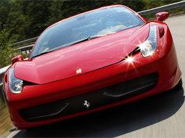 Ferrari 458 Italia : plus lourde de 200 kilos par rapport à la fiche technique