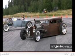 Power Hot Rod Reunion 2010 : ça chauffe en Suède