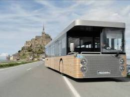 Mont-Saint-Michel: des bus pas commes les autres...