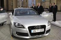 La nouvelle Audi TT en détails