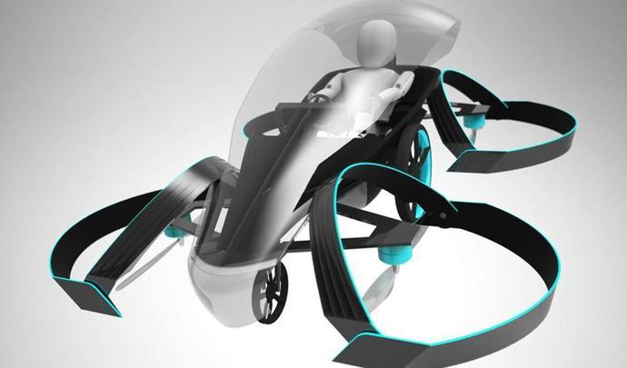 Toyota croit à la voiture volante