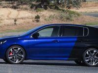 Peugeot suspend la vente de la 308 GTi