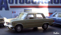 Miniature : 1/43ème - FIAT 125 Special restylée