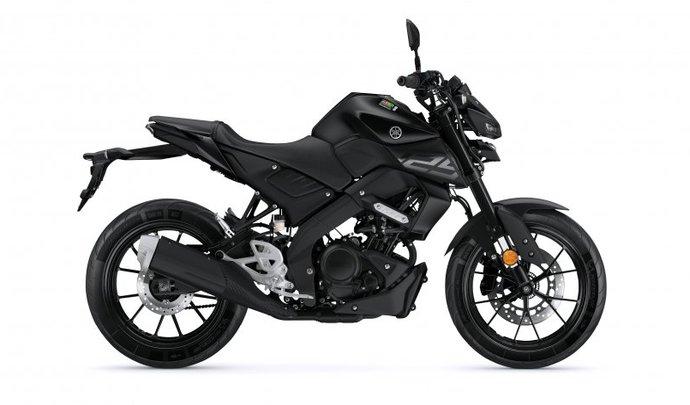 La nouvelle Yamaha MT-125 a été officiellement présentée