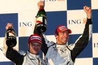 GP d'Australie: Doublé des Brawn GP !