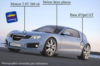 Une Saab Sonett pour 2010 ?