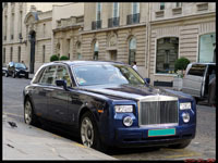 La photo du jour : Rolls-Royce Phantom