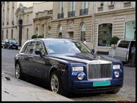 La photo du jour : Rolls-Royce Phantom