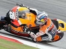 Moto GP - Malaisie: Dani Pedrosa garde le cap