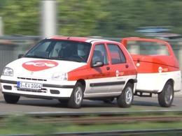 EBuggy : batterie de secours pour voiture électrique