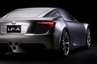 La Lexus LF-A de série et le coupé Toyota-Subaru dévoilés en octobre
