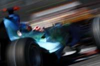 GP de Chine : Jenson Button in, Rubens Barrichello out