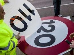 L'Espagne relève sa limite de vitesse sur autoroute