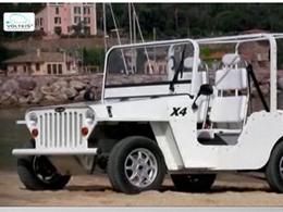 Le Volteis X4 électrique bénéficie de l'aide à l'achat de l'ADEME de 2000 €