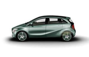 Futurs Mercedes BLS et BLK dans les cartons
