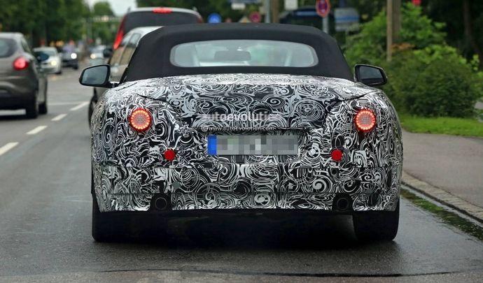 BMW : le prochain roadster ne sera pas Z5