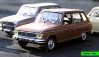 Miniature : 1/43ème - Renault R6TL