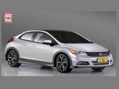 Future Honda Civic : comme ça ?