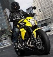 Kawasaki : les tarifs de la gamme 2012