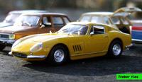 Miniature : 1/43ème - Ferrari 275 GTB