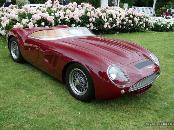 Photos du jour : Aston Martin Zagato Cabriolet