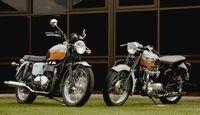 Nouveauté 2009 - Triumph : Une Bonneville, trois possibilités...