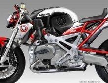 Concept - Bimota: un Café Racer BB-S ça vous dirait ?