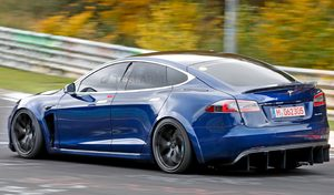 "La Tesla Model S ""Plaid"" entrera en production à l'été 2020"