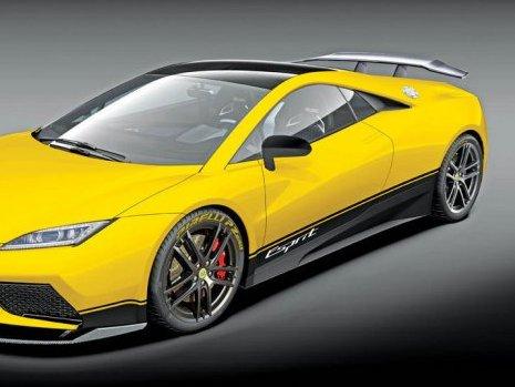 La Lotus Esprit va-t-elle se lamborghiniser?