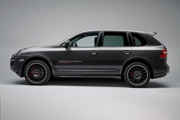Porsche Cayenne GTS Design Edition 3, SUV & stickers