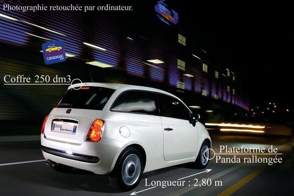 Avec la 500, Fiat va créer une vraie famille