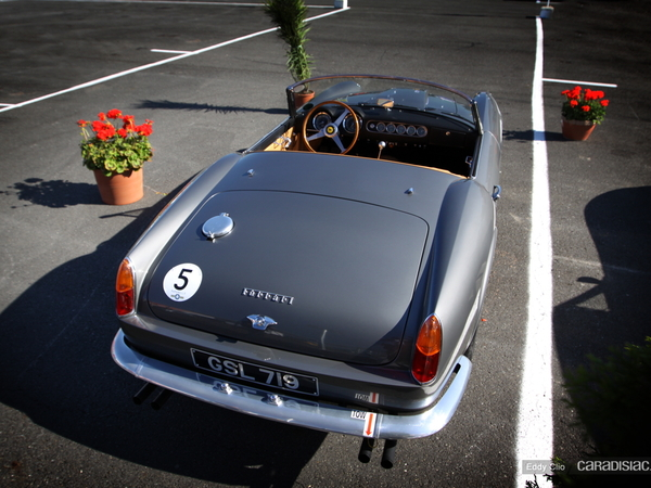 Photos du jour : Ferrari 250 GT California Spyder (Sport & Collection)