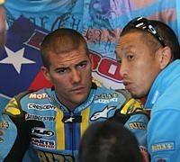 Moto GP: Après Laguna Seca, Spies est passé sur le billard
