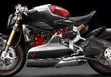 Concept - Ducati: une 1199 Panigale en Café... Fighter !