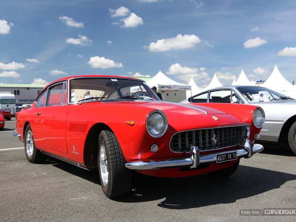 Photos du jour : Ferrari 250 GTE (Sport & Collection)