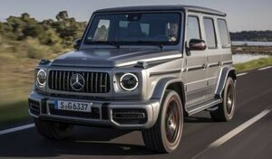 Mercedes regroupe AMG, Maybach et Classe G