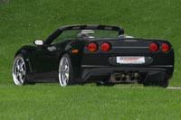 Corvette C6 Geiger: au tour du cabriolet