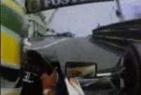 La leçon de pilotage: Senna à Monaco en 1988.