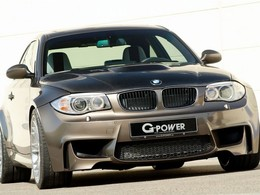 G-Power G1 V8 Hurricane RS, la BMW Serie 1 M la plus rapide du monde