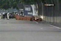 La leçon de pilotage: Juan Pablo Montoya à Detroit en 1999.