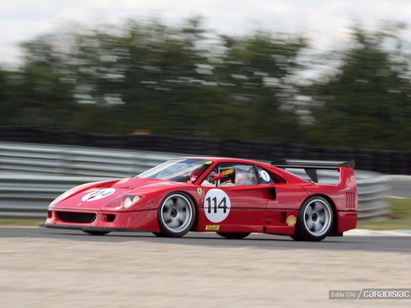 Photos du jour : Ferrari F40 LM (Sport & Collection)