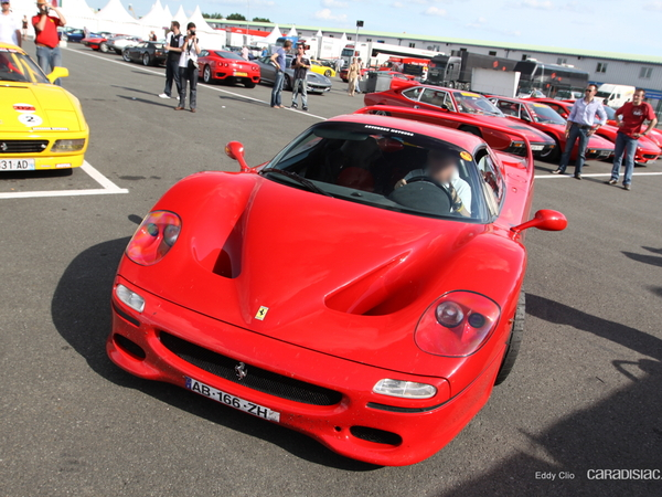 Photos du jour : Ferrari F50 (Sport & Collection)