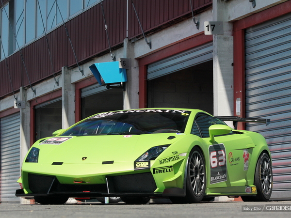 Photos du jour : Lamborghini Gallardo Super Tropheo (Sport & Collection)